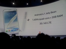 Samsung Galaxy Note 2 : présentation et prise en main en exclu ! 6