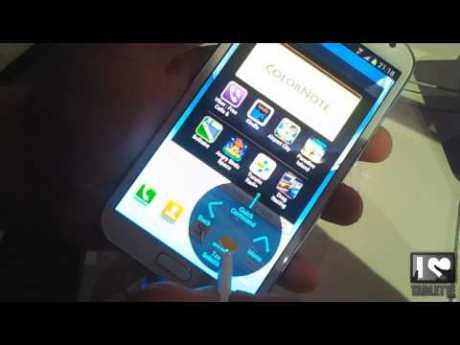 Samsung Galaxy Note 2 : présentation et prise en main en exclu ! 1