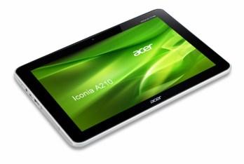Acer Iconia Tab A210 : la grande soeur de la Iconia Tab A200 7