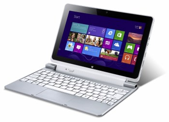 Acer Iconia Tab W510 : prise en main de la nouvelle tablette Windows 8 à l'IFA de Berlin 10