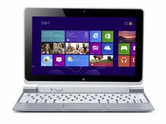 Acer Iconia Tab W510 : prise en main de la nouvelle tablette Windows 8 à l'IFA de Berlin 11