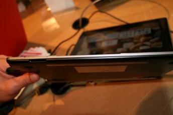 Lenovo IdeaTab S2110A : tablette Android avec dock clavier au salon de l'IFA 11