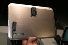 Vidéo tablette Android Toshiba AT270 & AT300 lors de l'IFA de Berlin 11