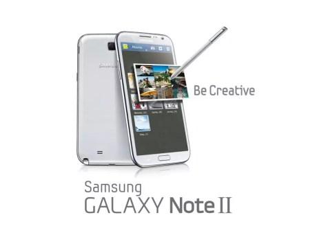 Le Samsung Galaxy Note 2 sera disponible en France le 28 Septembre 1