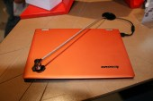 Lenovo IdeaPad YOGA 13 : un ultrabook transformable en tablette 9