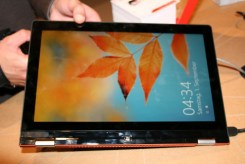 Lenovo IdeaPad YOGA 13 : un ultrabook transformable en tablette 3