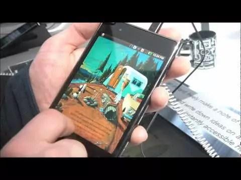Le LG Optimus VU arrive en France chez Expansys et Amazon 4