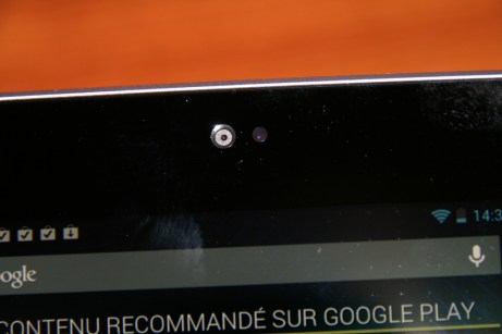 Test complet de la tablette Google Nexus 7 4