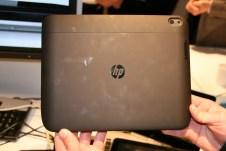 [MWC 2013] Prise en main de la tablette HP ElitePad sous Windows 8 7