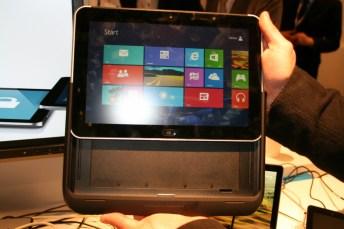 [MWC 2013] Prise en main de la tablette HP ElitePad sous Windows 8 14