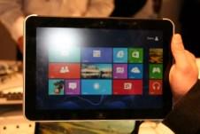 [MWC 2013] Prise en main de la tablette HP ElitePad sous Windows 8 16