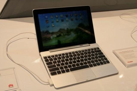 [MWC 2013] Présentation de la tablette Huawei MediaPad FHD 3