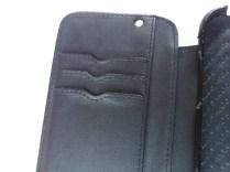 Test housse en cuir de protection Norêve pour Samsung Galaxy Note 2 5