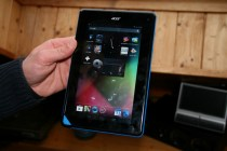 Test tablette Acer Iconia Tab B1 3