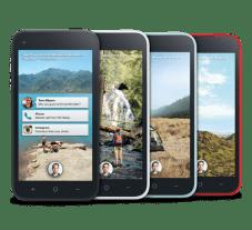 Facebook lance Home pour smartphone et tablette Android 3