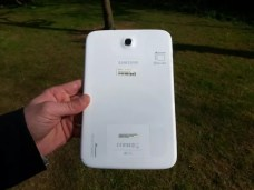 Test tablette Samsung Galaxy Note 8.0 9