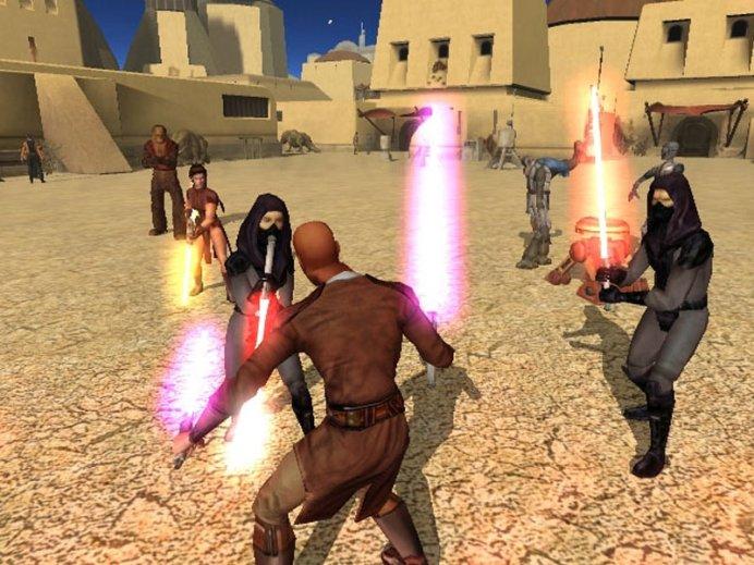 Jeux vidéo Star Wars : Knights of the Old Republic bientôt disponible sur iPad ? 6