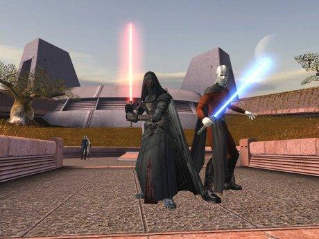 Jeux vidéo Star Wars : Knights of the Old Republic bientôt disponible sur iPad ? 4