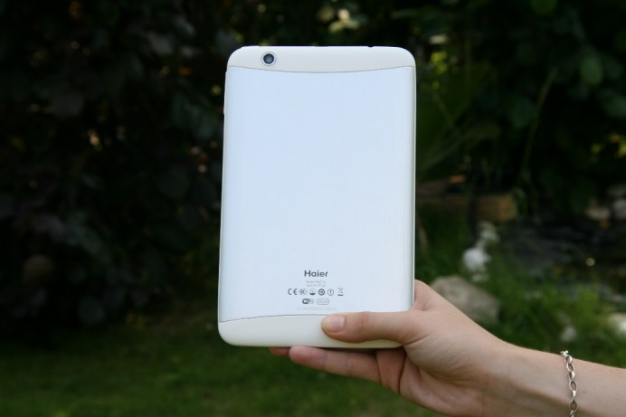 Test tablette Haier Pad 7.0 5