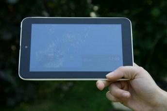 Test tablette Haier Pad 7.0 3