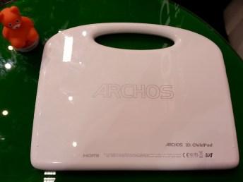 Archos 101 ChildPad : Prise en main de la tablette enfant équipée d'une figurine ! 8