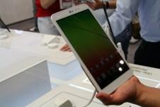 LG G Pad 8.3 : vidéo de prise en main à l'IFA 2013 de Berlin 1