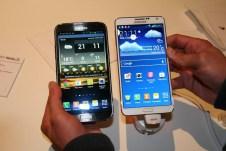 Samsung Galaxy Note 3 : caractéristiques, photos et vidéo de prise en main 23