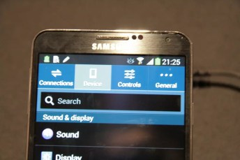 Samsung Galaxy Note 3 : caractéristiques, photos et vidéo de prise en main 41