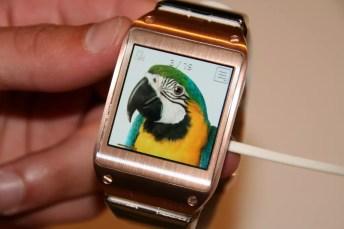 Samsung Galaxy Gear : caractéristiques, photos et vidéo de prise en main (poignet !) 23