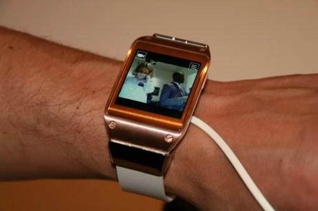 Samsung Galaxy Gear : caractéristiques, photos et vidéo de prise en main (poignet !) 33