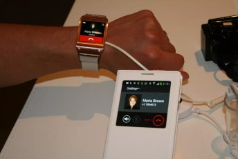 Samsung Galaxy Gear : caractéristiques, photos et vidéo de prise en main (poignet !) 35