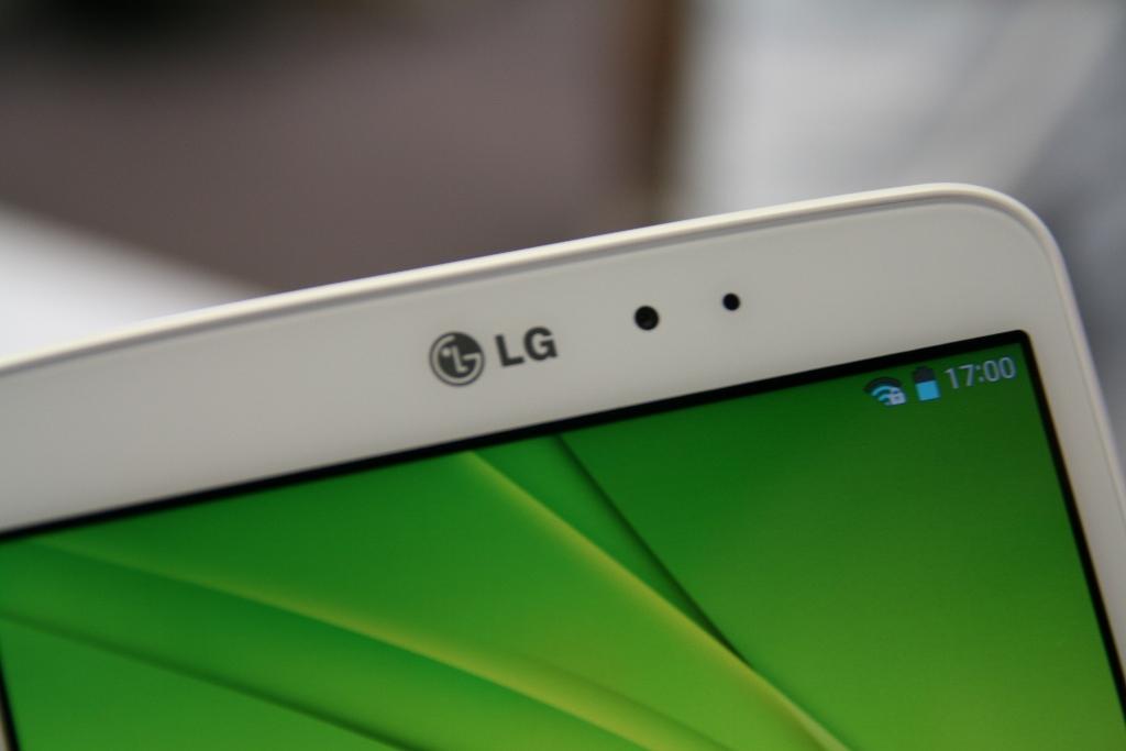 LG G Pad 8.3 : vidéo de prise en main à l'IFA 2013 de ...