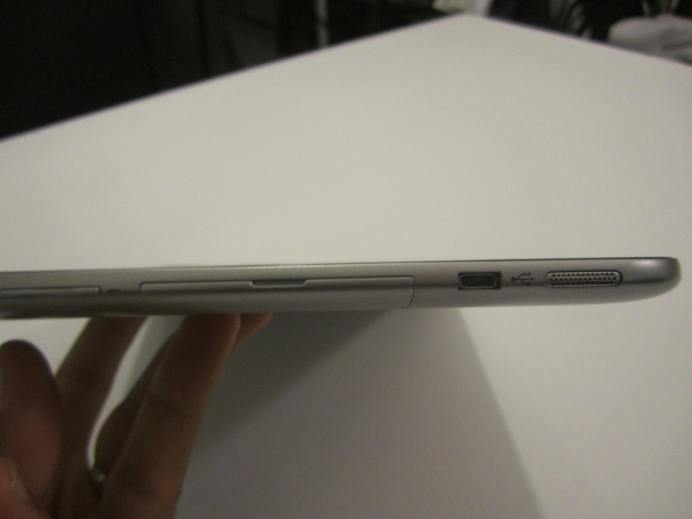 Test tablette Toshiba eXcite Pure 19