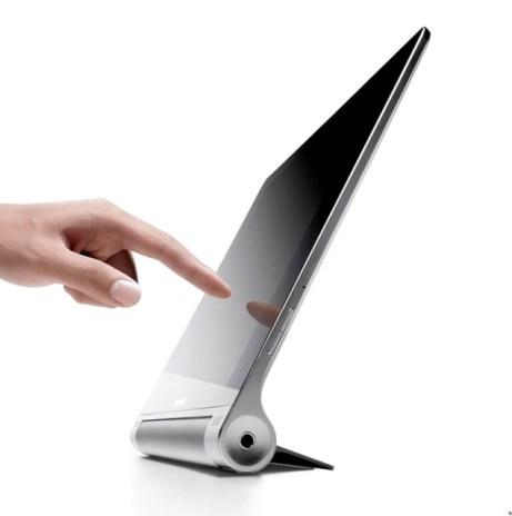 Lenovo Yoga Tablet : la tablette tactile aux trois modes est officielle ! 4
