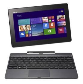 Asus Transformer Book T100 : comparer les prix de la tablette et PC ultraportable sous Windows 8.1 5
