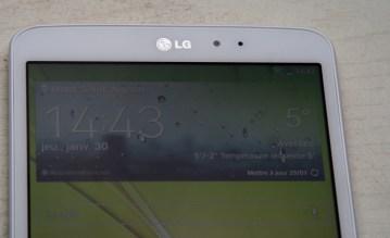 Test complet de la tablette LG G Pad 8.3 10