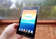 Test de la tablette Lenovo S5000 18