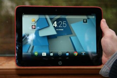 Test de la tablette HP Slate 10 HD 17