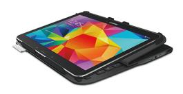 Logitech lance un clavier ultra-mince pour Galaxy Tab 4 (10.1) 2