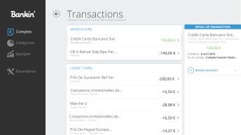 Bankin' : La meilleure application pour gérer ses comptes disponible gratuitement au lieu de 11,99€ ! 25