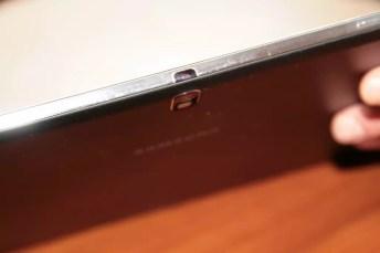 Test de la tablette Samsung Galaxy Note Pro 12.2 14