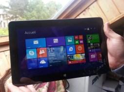 Test de la tablette Dell Venue Pro 11 12