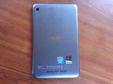 Test de la tablette Acer Iconia W4 13