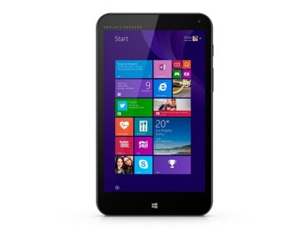 HP lance deux nouvelles tablettes Windows 8.1, les HP Steam 7 et 8 9