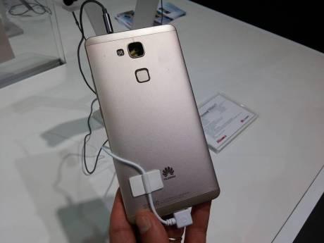IFA 2014 : Présentation de la phablette Huawei Ascend Mate 7 12