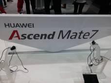 IFA 2014 : Présentation de la phablette Huawei Ascend Mate 7 11