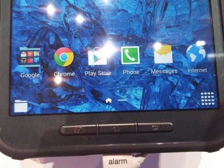 [IFA 2014] Tablette Samsung Galaxy Tab Active pour plus de robustesse 15
