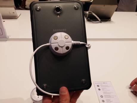 [IFA 2014] Tablette Samsung Galaxy Tab Active pour plus de robustesse 13