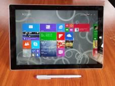 Test Microsoft Surface Pro 3 8
