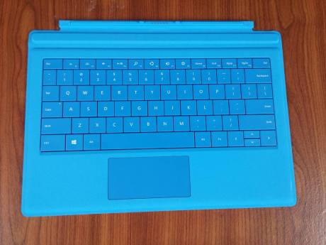 Test Microsoft Surface Pro 3 5